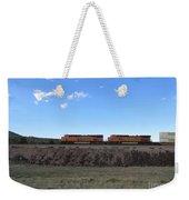 Diesel Train Engines Weekender Tote Bag