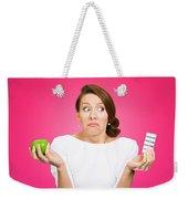 Diet Pills For Women Weekender Tote Bag
