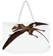 Dimorphodon On White Weekender Tote Bag
