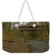 Dingleton Hill Bridge Weekender Tote Bag