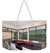 Dining Room Weekender Tote Bag