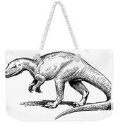Dinosaur: Allosaurus Weekender Tote Bag