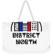 District North Weekender Tote Bag