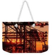 Docks Weekender Tote Bag