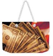 Dollar Weekender Tote Bag