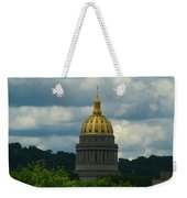 Dome Of Gold Weekender Tote Bag