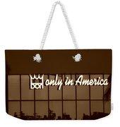 Don King Only In America Weekender Tote Bag