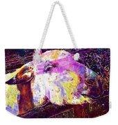 Donkey Livestock Beast Of Burden  Weekender Tote Bag