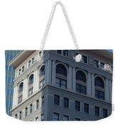 Downtown Weekender Tote Bag