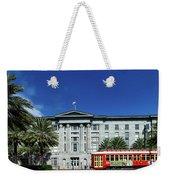 Downtown New Orleans Weekender Tote Bag
