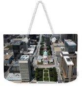 Downtown St Louis Weekender Tote Bag