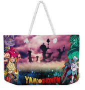 Dragon Ball Super Weekender Tote Bag