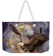 Dream Catcher - Spirit Eagle 2 Weekender Tote Bag