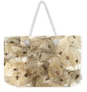 Dried Fruits Of The Cape Gooseberry Weekender Tote Bag