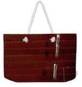 Drip Weekender Tote Bag