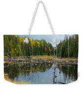 Drowned Trees Weekender Tote Bag