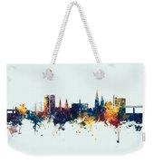 Dundee Scotland Skyline Weekender Tote Bag