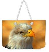 Eagle 10 Weekender Tote Bag by Marty Koch