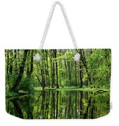 Early In The Spring Weekender Tote Bag