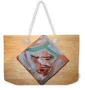 East - Tile Weekender Tote Bag