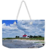 East Point Lighthouse  Weekender Tote Bag