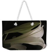 Easter Lily Weekender Tote Bag