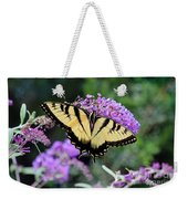 Eastern Tiger Swallowtail Butterfly 2015 Weekender Tote Bag