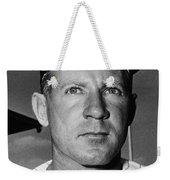 Edward Whitey Ford Weekender Tote Bag