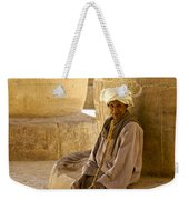 Egyptian Caretaker Weekender Tote Bag