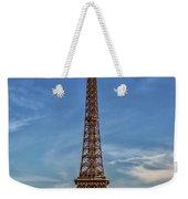 Eiffel Tower In France Weekender Tote Bag