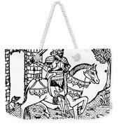 El Cid Campeador (c1040-1099) Weekender Tote Bag