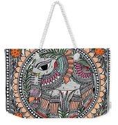 Elephants 1a Weekender Tote Bag