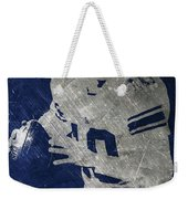 Eli Manning Giants Weekender Tote Bag