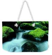 Elowah Falls Columbia River Gorge National Scenic Area Oregon Weekender Tote Bag