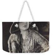 Elsie Janis (1889-1956) Weekender Tote Bag