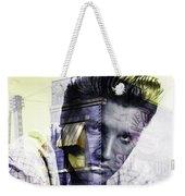 Elvis Presley Sun Studio Collection Weekender Tote Bag