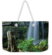 Enchanted Waterfall Weekender Tote Bag