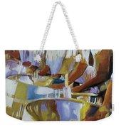 Enchanting Steel Pan Weekender Tote Bag