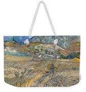 Enclosed Wheat Field With Peasant Weekender Tote Bag