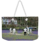 England Club Cricket Weekender Tote Bag