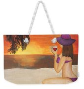 Enjoy The Beach Weekender Tote Bag
