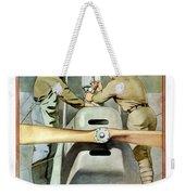 Mechanical Training - Enlist In The Air Service Weekender Tote Bag