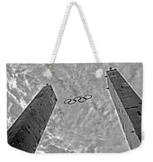 Entrance ... Weekender Tote Bag by Juergen Weiss