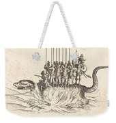 Entry Of Monseigneur Henry De Lorraine, Marquis De Moy, Under The Name Of Pirandre Weekender Tote Bag