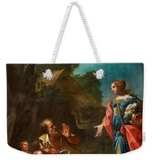 Erminia Among The Shepherds Weekender Tote Bag