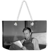 Ernest Lawrence, American Physicist Weekender Tote Bag
