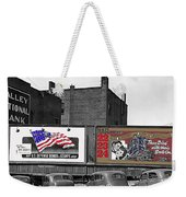 Errol Flynn They Died With Their Boots On 1940 Prescott Arizona Color Added 2011 Weekender Tote Bag