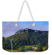 Escarpment Road Weekender Tote Bag