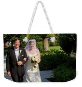 Etzel Mcdougal Wedding Weekender Tote Bag