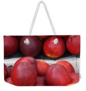 European Markets - Nectarines Weekender Tote Bag
